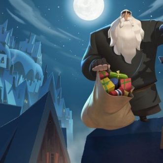 KLAUS: Le origini di Babbo Natale