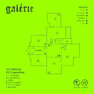 OVERTURE: GALÉRIE È IL LORO EP DI ESORDIO