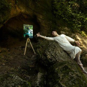 """""""Natura Madre"""", il nuovo maxi singolo di Raze è accompagnato da una mostra esclusiva"""